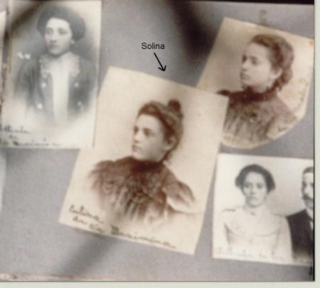 Vovó Solina e Irmãs