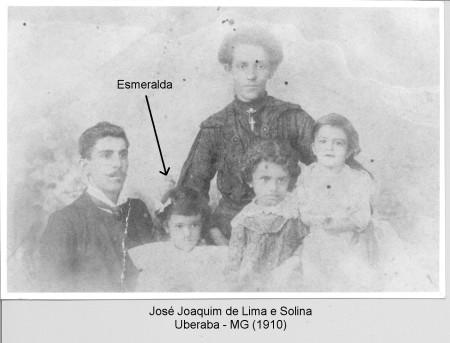 Vovô José Joaquim e Vovó Solina