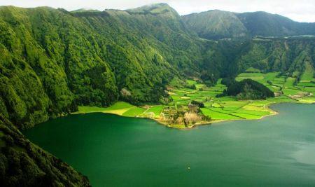 Visões do Paraíso... na Lagoa das Sete Cidades, São Miguel, Açores