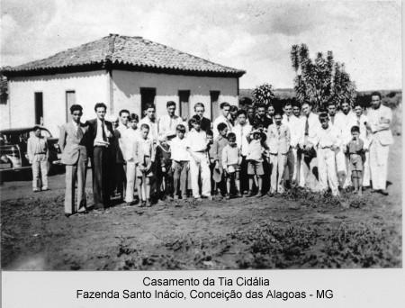 Casa da Mãetinha no Santo Inácio
