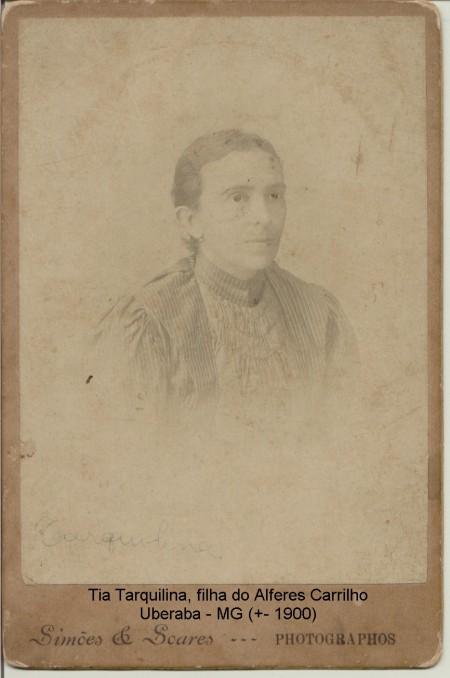 Tia Tarquilina de Castro Arantes Tutuna