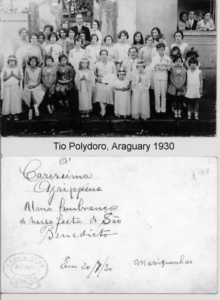 Tio Polydoro em Araguari